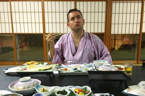 Comida tradicional japonesa