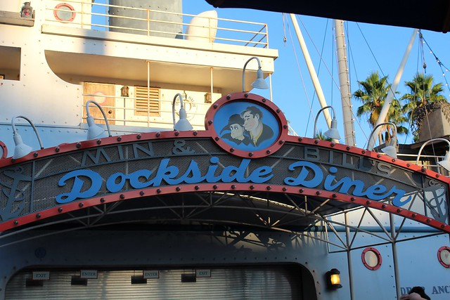 Disney World Deliciousness: Min and Bill's Dockside Diner
