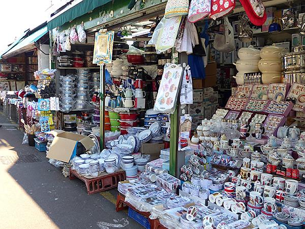 bazar shepherd's bush market