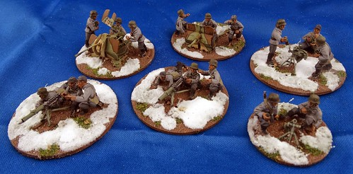 Bolt Action - Finnish Army