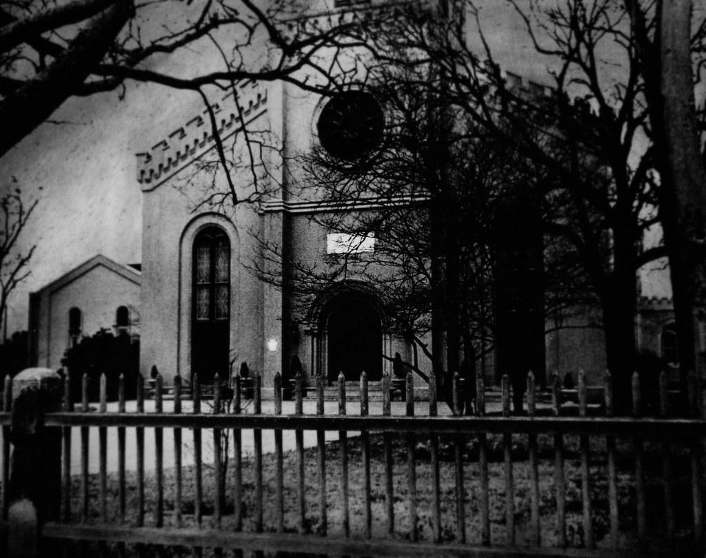 Church, Augusta, Georgia, 1970s