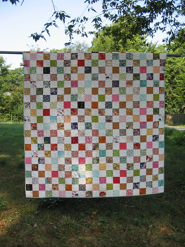 pierrette's 21st b-day quilt | by Alexia Abegg