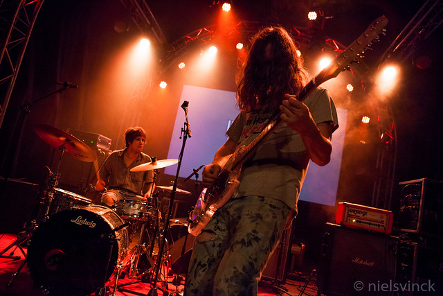 Jeff The Brotherhood @ Dudok 2015