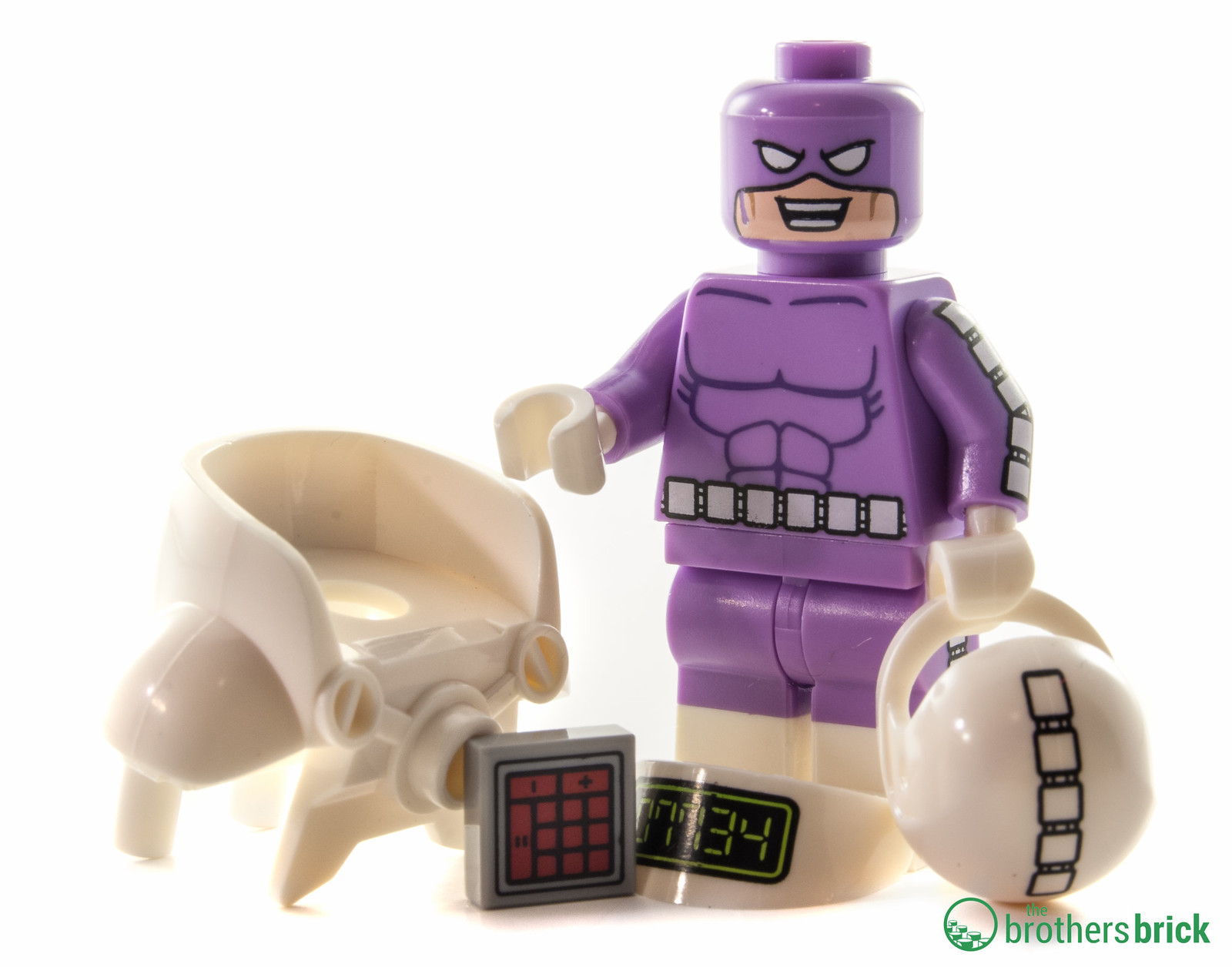 The Lego Batman Movie Collectible Minifigures Feel Guide