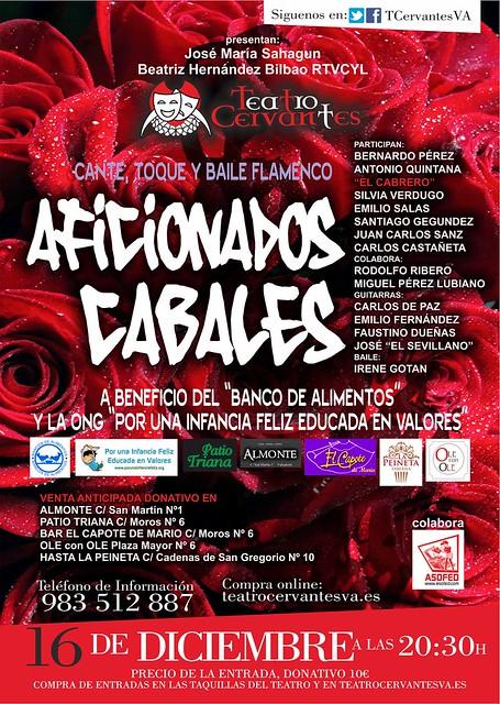 AFICIONADOS CABALES