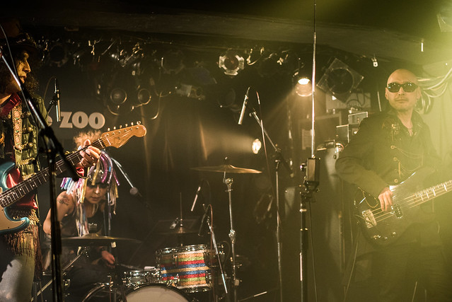 Coal Tar Moon live at Zher the Zoo, Tokyo, 20 Dec 2016 -00198