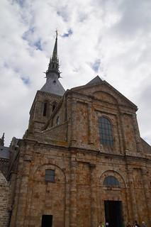 040 Kerk Mont Saint-Michel