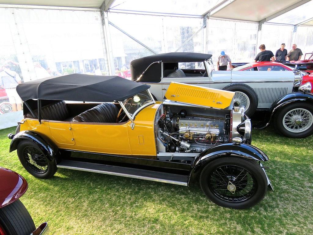 Bugatti Type 30 Tourer 2