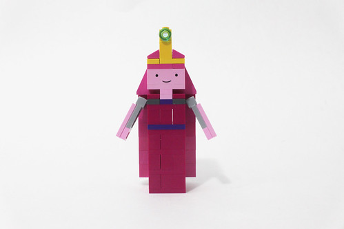LEGO Ideas Adventure Time (21308) - Princess Bubblegum
