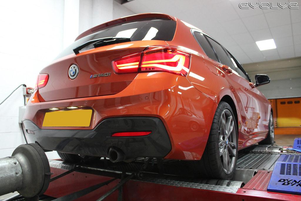 M2 vs M140i Dyno - BMW M2 Forum