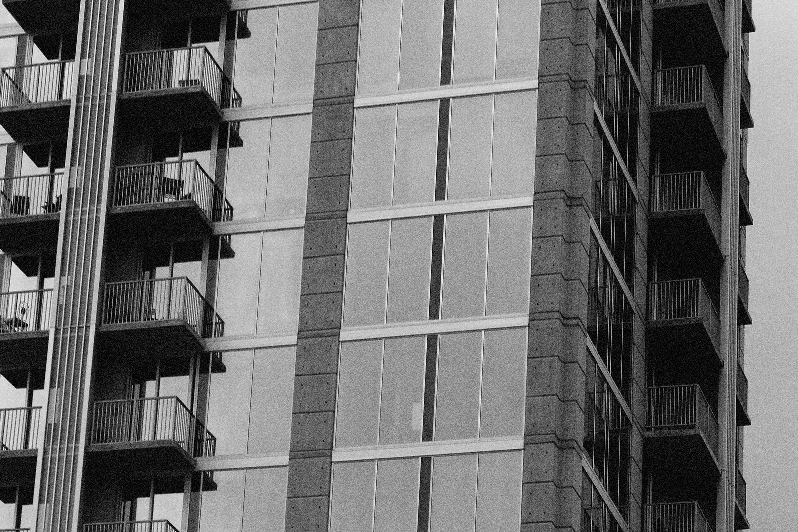 Balconies, Midtown Atlanta, 2015