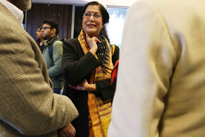 Netherfield Ball – MP Swapan Dasgupta Leads The New Right-Wing Elite at Hindol Sengupta's Book Launch, Teen Murti Bhawan