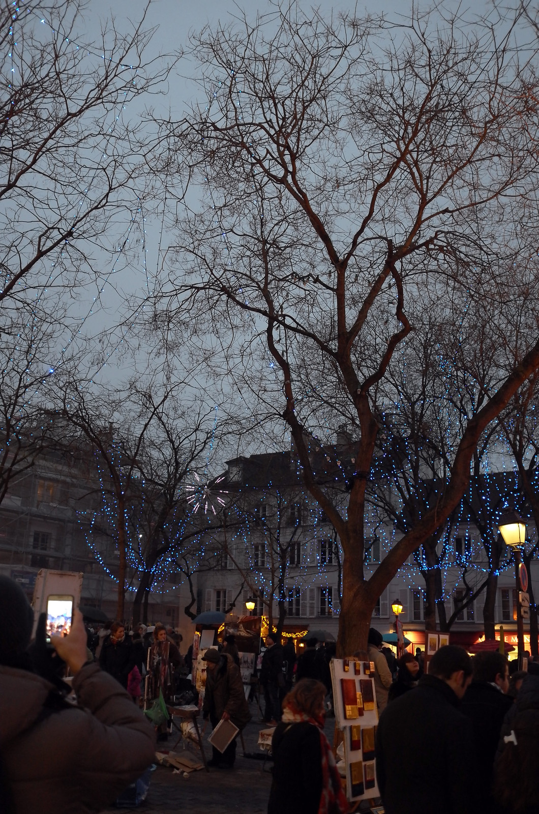 Paris in Season Greetings