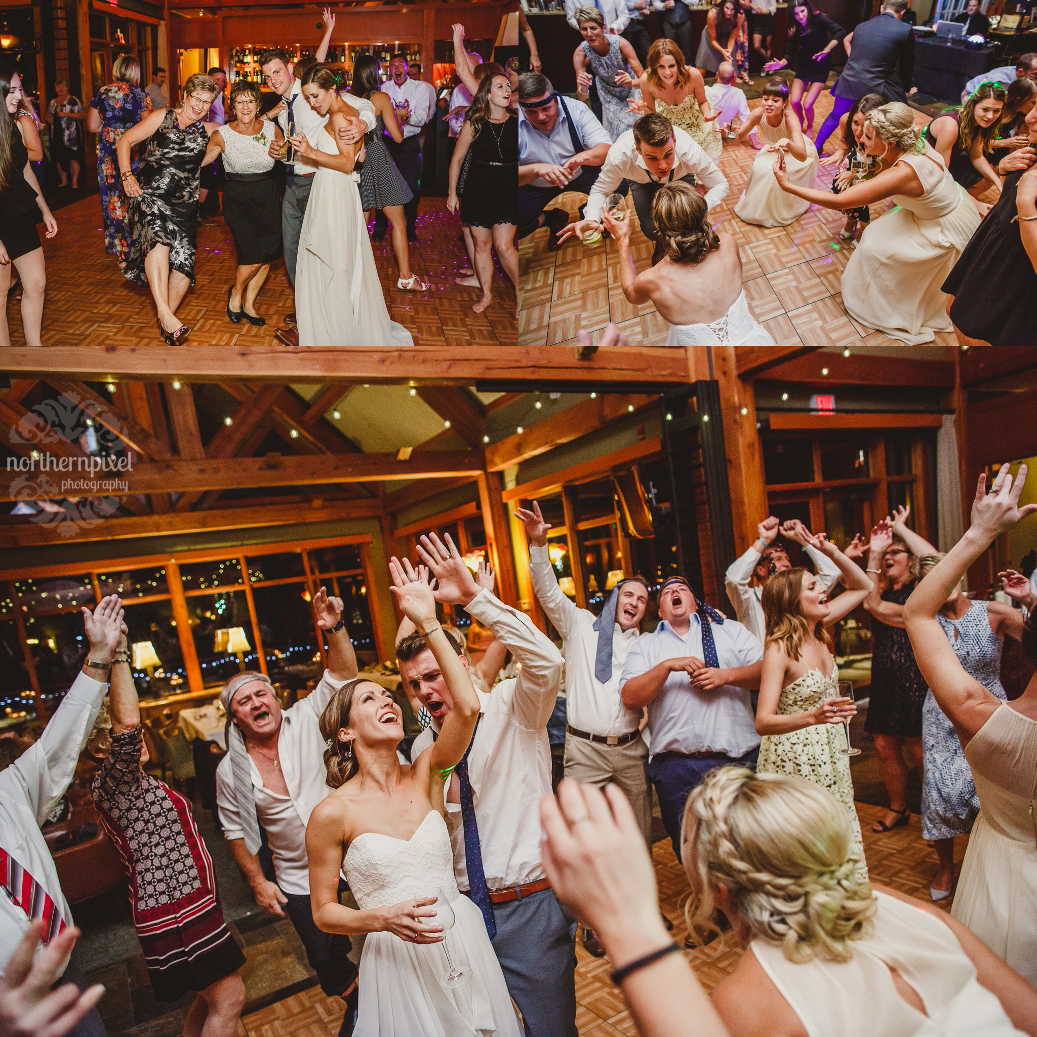 Eagle Ranch Resort Wedding Reception