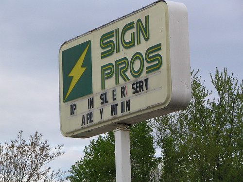 Sign Pros? | by Jeremy Stockwell