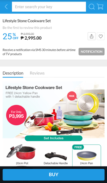 Lifestyle Stone Cookware Set