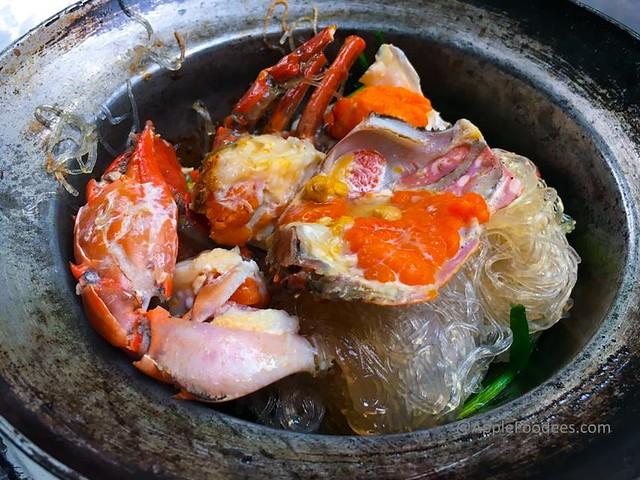 Thai Seafood Vermicelli - Crabs