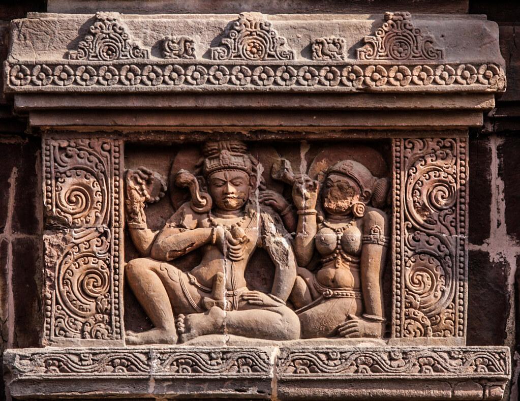Harihara and Shakti