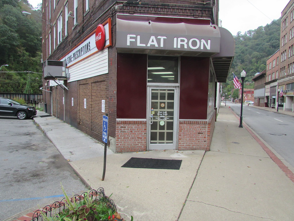 Flat Iron Pharmacy -- Welch, West Virginia