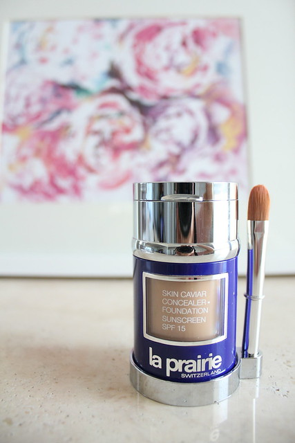 La Prairie Skin Caviar Concealer + Foundation review