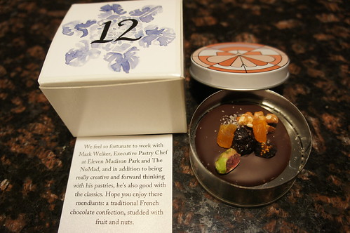 Eleven Madison Park Holiday Gift 2016