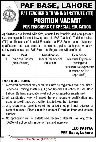 principal-director-job