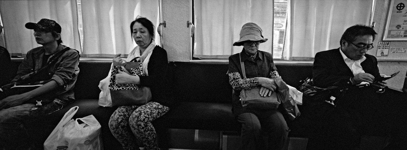 Commuters: Kagoshima