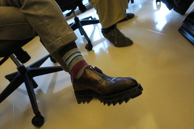 Greg shoes