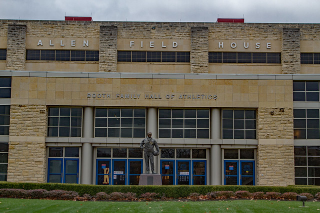Booth Family Hall of Athletics
