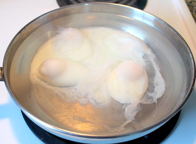 Easiest Poached Eggs As Seen On America's Test Kitchen