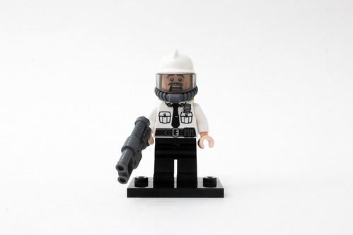 The LEGO Batman Movie Mr. Freeze Ice Attack (70901)