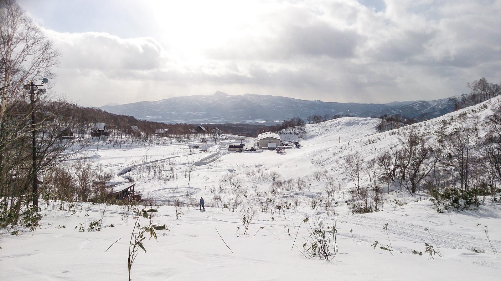Chisenupuri Ski Field (Hokkaido, Japan)