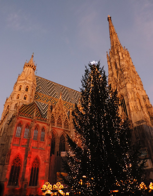 Vienna's Christmas Dream: Stephansplatz, Vienna, Austria