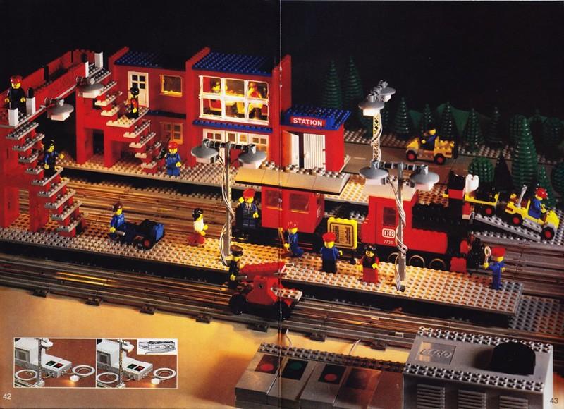 7777: The 1981 Trains Ideas Book | Brickset: LEGO set guide and database
