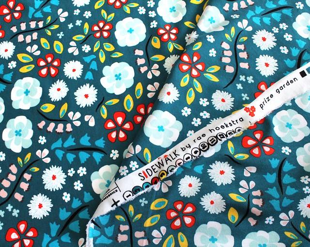 Cloud9 Fabrics Sidewalk 158013 Prize Garden