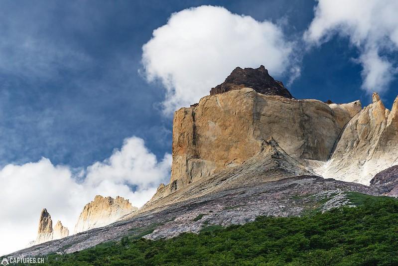 Valle del Francés - Torres del Paine