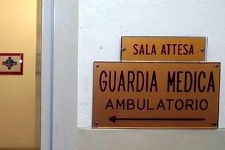 Noicattaro. Guardia medica front