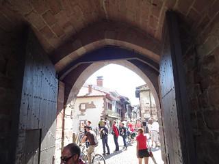 City Gate, over the Bridge
