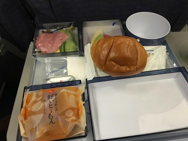 大人的飛機餐