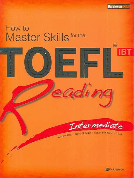 How to master Skills for the Toefl ibt Reading