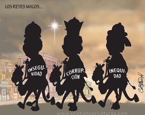 Los reyes malos