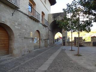 Entry to the Bridge