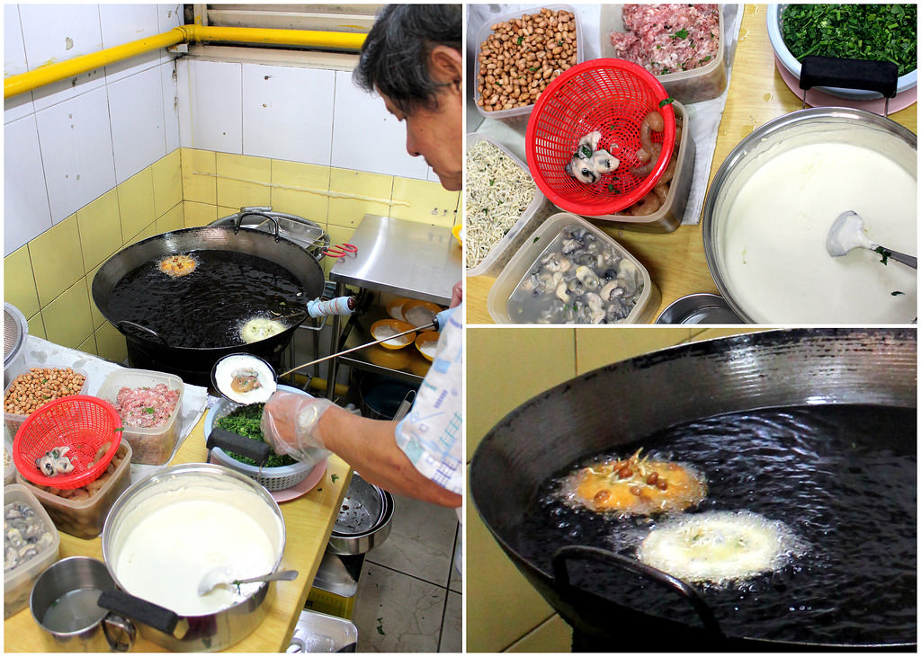 Berseh Food Centre: Fu Zhou Poh Hwa Oyster Cake