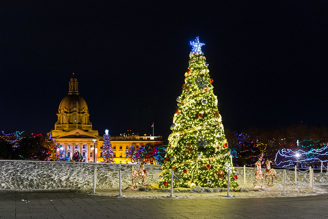 Alberta Legislature Grounds