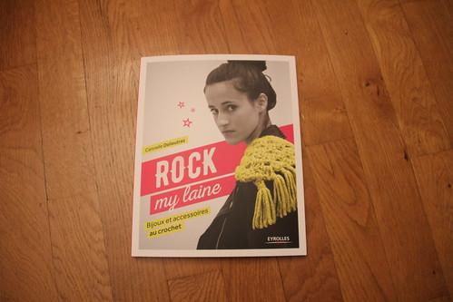 ROCK my laine de Cannelle Delieutraz