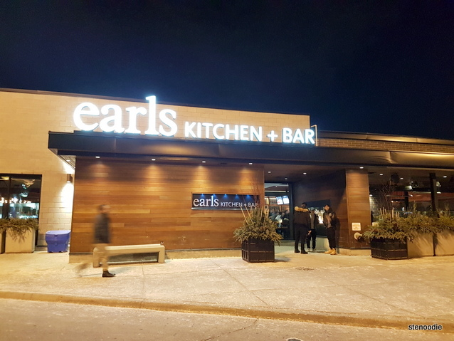 Earls Kitchen + Bar Vaughan