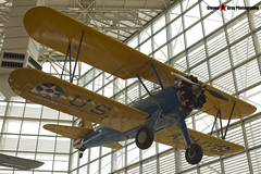 N8FL - 75-055 - US Army - Stearman PT-13A R670 Kaydet A75 - The Museum Of Flight - Seattle, Washington - 131021 - Steven Gray - IMG_3422