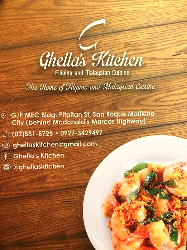 Ghella's Kitchen