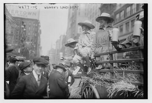 Women's Land Army (LOC)
