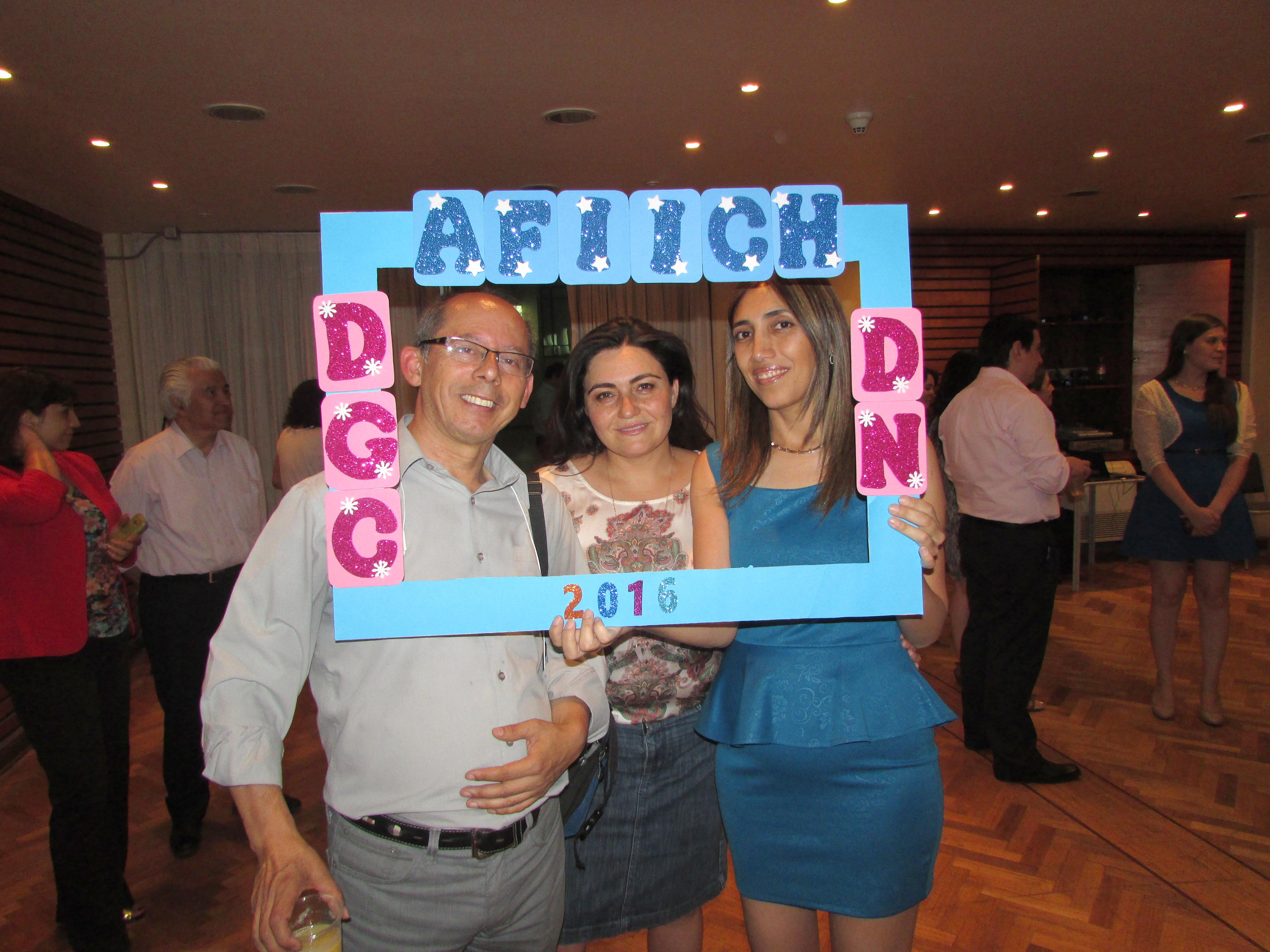 AFIICH DN-DGC realizó actividad de Fin de Año - 13 Diciembre 2016